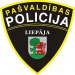 Liepājas pilsētas Pašvaldības policijas logotips