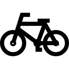 Piktogramma - velosipēds