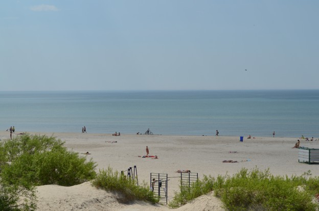 Liepājas pludmale