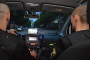 Pašvaldības policijas dežūrgrupa dodas ikdienas patruļā
