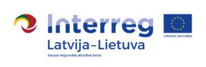 Interreg programmas logotips